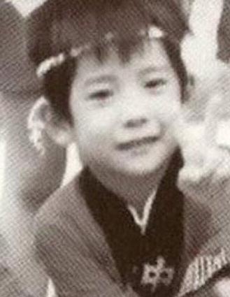二宮和也は子供の頃の写真の参考画像